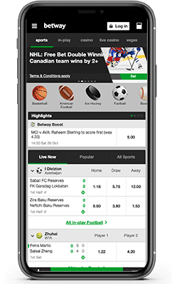 Betway Sportsbook Review 2021 - Exciting Place For Punters