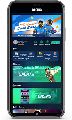 Becric Sportsbook Review 2021 - Live Cricket Betting