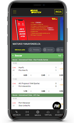 Parimatch Sportsbook Review 2021 - Bet On Various Sports