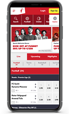 Funbet Sportsbook Review - Exciting Online Betting Bookie